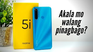 "realme 5i Unboxing and First Impressions - ""i"" for improvements? Tingnan natin..."