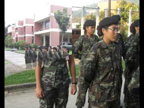 พยาบาลทหารบก รุ่นที่ 46 training_at_crma.wmv