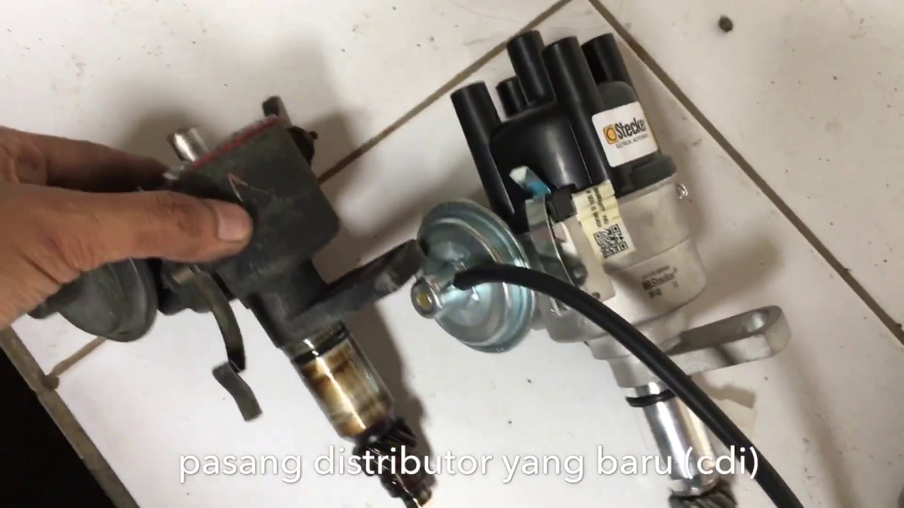 Cara Ganti Platina Suzuki Jimny Katana Ke Cdi Youtube Samurai Timing Belt Diagram For Engine