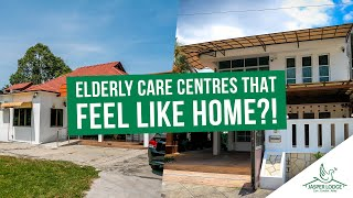 Care Centres that feel JUST LIKE HOME?!