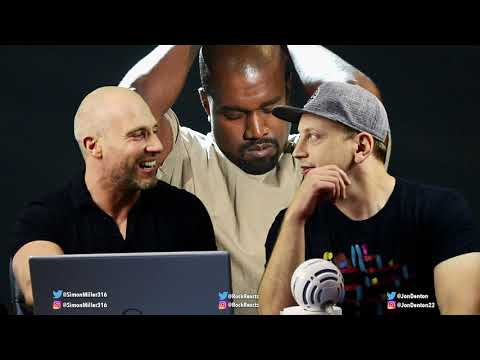 Kanye West - Ye - No Mistakes METALHEAD REACTION TO HIP HOP!!!