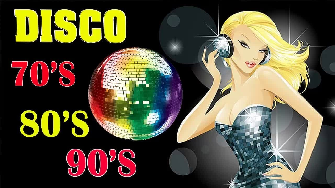 Golden Hits of Disco 70s 80s 90 's || Music Hits   Best Dance Songs Of All Time