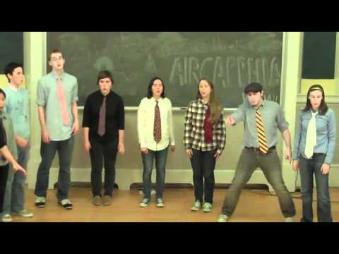 Take on Me performed  AirCappella Vassar College