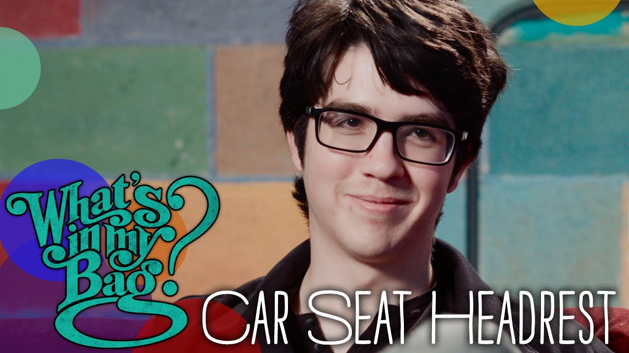 Car Seat Headrest What S In My Bag