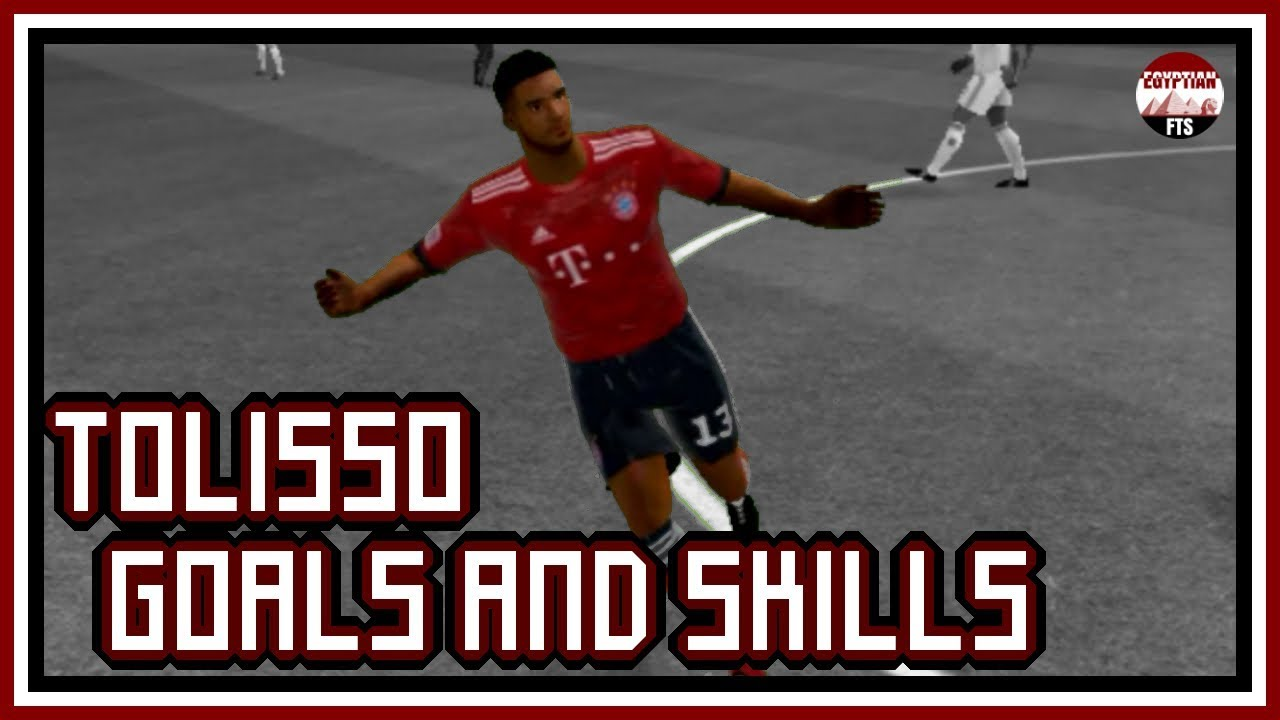 Download TOLISSO SKILLS AND GOAL DLS 18