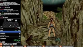 Tomb Raider 3 Speedrun (1:16:32 RTA)