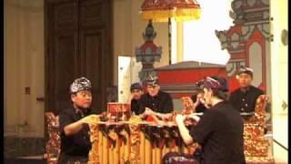 Ciaaattt...rebong, Gender Wayang (balinese music)