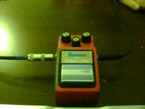 Ibanez Cp9 Compressor Limiter Vintage Mij Made In Japan