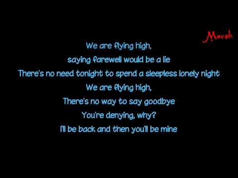DJ Slpash - Flying High (speed) [Nightcore Mix] [Animated Lyrics]