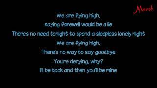 DJ-Slpash - Flying High (speed) [Nightcore Mix] [Animierte Texte]