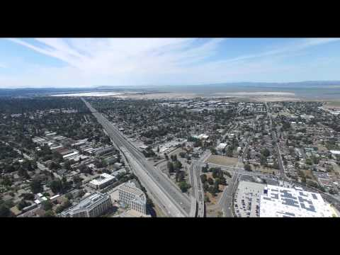 Phantom 3: Testflight in Palo Alto - 4K UHD