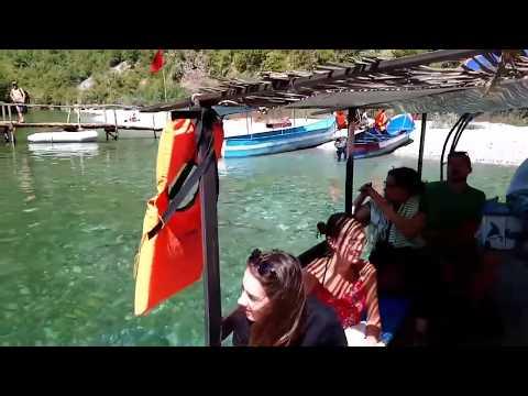"""Hidden Paradise"" Exploring Shala River, Koman Albania"