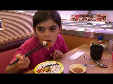 Wasabi Challenge - Sushi Canavarı Zor Anlar Yaşadı