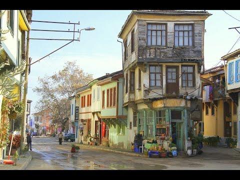 Bursa'nın Tarihi Bir Kasabası : Trilye