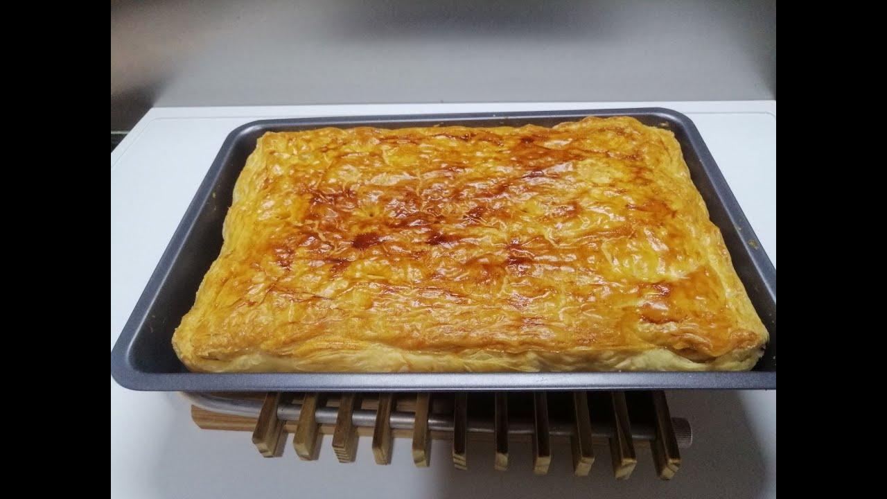 Pastel de carne tipo Ingles (de hojaldre)  Shepherd's pie