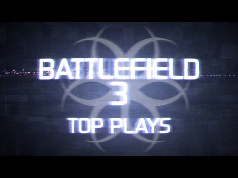 Hazard Cinema Top 10 Battlefield 3 Plays :: Episode 15