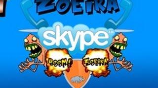 Zoerakype--Zoando no Skype