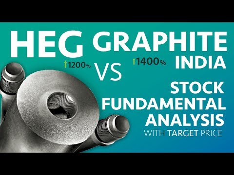 HEG vs Graphite India - Stock Fundamental Analysis - Are they still Under Valued ?