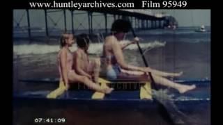 Torbay Beach, 1970s - Film 95949