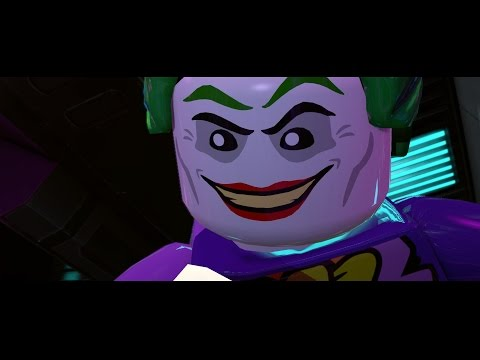 LEGO Batman 3: Beyond Gotham All Cutscenes