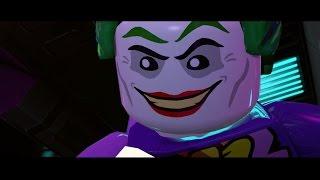 LEGO Batman 3: Beyond Gotham All Cutscenes thumbnail