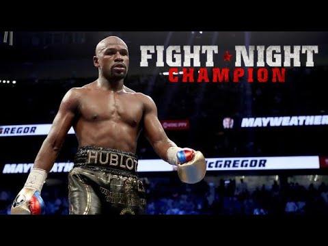 enorme selectie van kortingsbon tinten van Fight Night Champion How to Create Floyd Mayweather