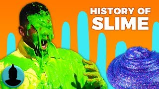 Where did all this SLIME come from? - A History of Slime on Channel Frederator