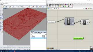 How to transform Contours into a Rhino Surface