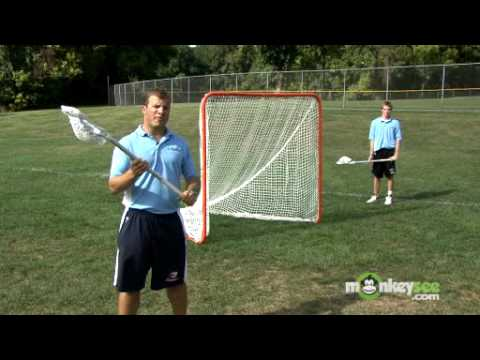 Lacrosse Throwing And Catching Youtube