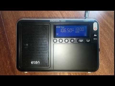 Radio Los Andes 106.50 MHz. FM. ( VHF ). Perú-Lima. ( Lima-Este ). Ate.