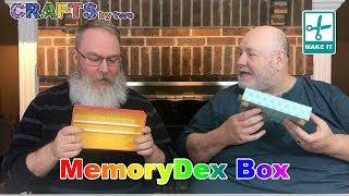 Memorydex /Rolodex Memory Box