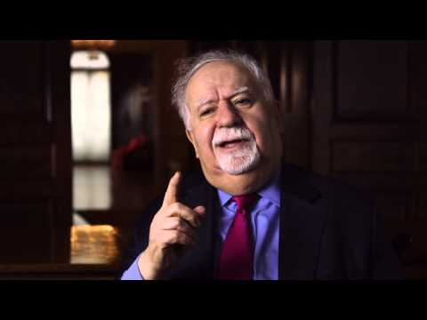"Pres. Emeritus Vartan Gregorian - More from ""The Brown Difference ..."