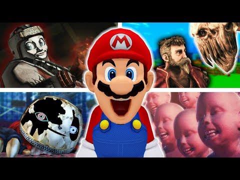 10 Jefes Aterradores en Videojuegos que NO son de Miedo
