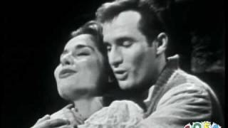 "Carol Lawrence and Larry Kert sing ""Tonight"""