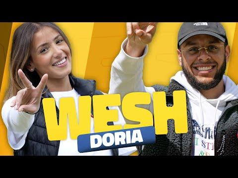 Youtube: WESH: Doria, rappeuse de caractère!