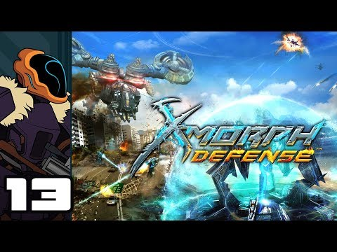 Let's Play XMorph Defense - PC Gameplay Part 13 - The Detours, They Are Useless!