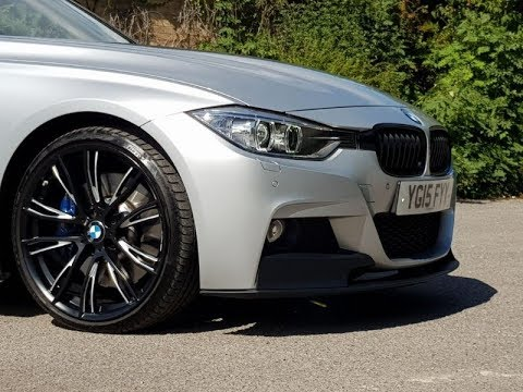 F31 BMW 330D M Sport Touring M Performance Pack - Genuine Factory Kit