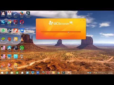 How To Download Uc Browser In Pc