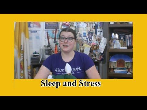 Summer Book Club: Sleep and Stress
