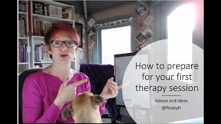 How to prepare for your first therapy or counselling session