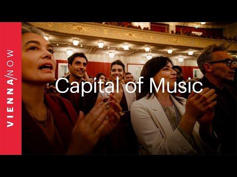 Vienna - Capital Of Music   VIENNA/NOW