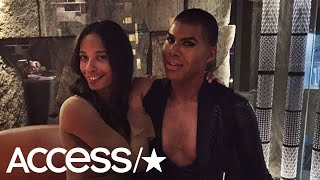 EJ Johnson Breaks His Silence Following The Death Of His Close Friend Lyric McHenry | Access