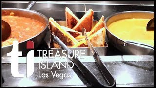 Treasure Island Las Vegas Lunch Buffet KENO