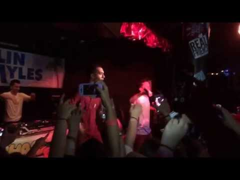 Kalin and Myles-Address (live)