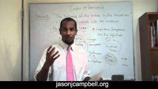 41. Section 3.0: Semiotics, Semiology, Sign and Saussure Lecture