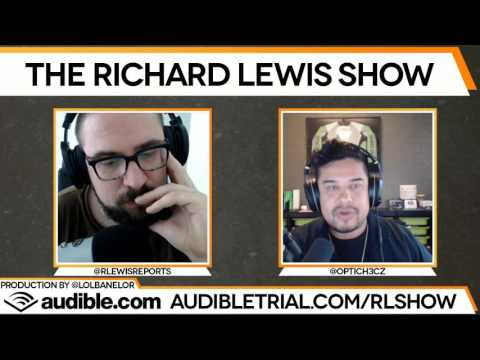 """The Richard Lewis Show #26: Hector """"H3cz"""" Rodriguez"""