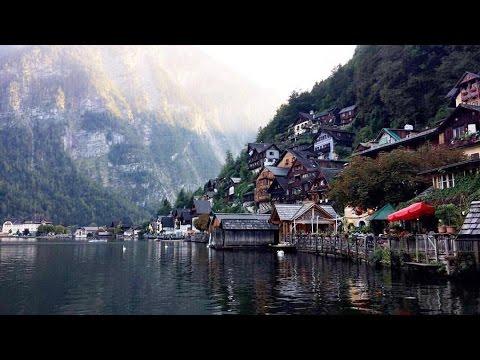 ROAD TRIP Part 1 - AUSTRIA - HALLSTATT / SALZBURG
