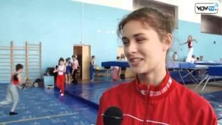 Чемпионат Витебской области по прыжкам на батуте