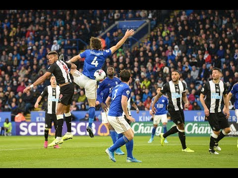 Leicester 5-0 Newcastle United: Brief Highlights