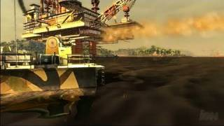 Mercenaries 2: World in Flames Xbox 360 Trailer - More Payback